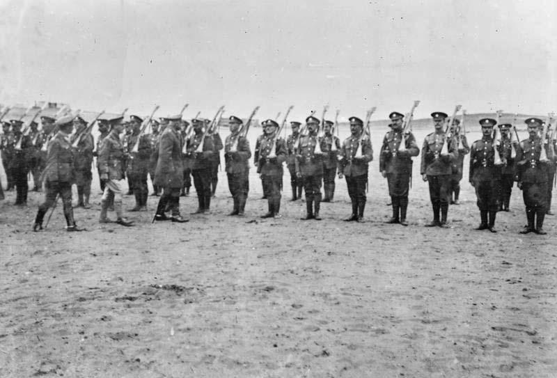 Holy Lands: The Royal Devon Yeomanry in Palestine