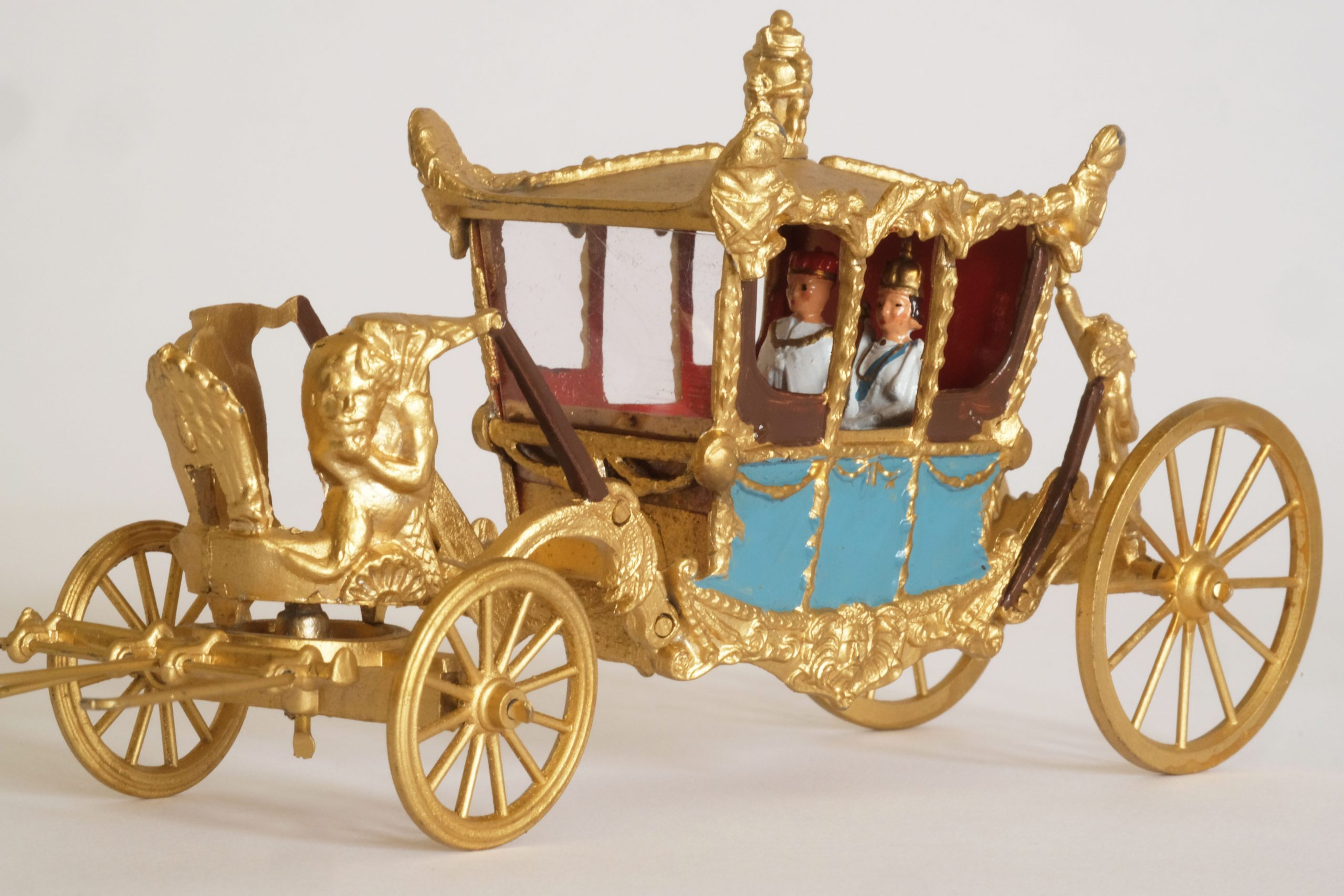 Hamleys and the Gold State Coach: The Peggy Lines Collection