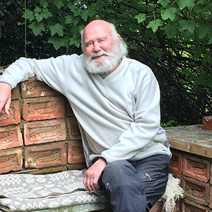 From Spoons to Bricks: Martin Ash's bench