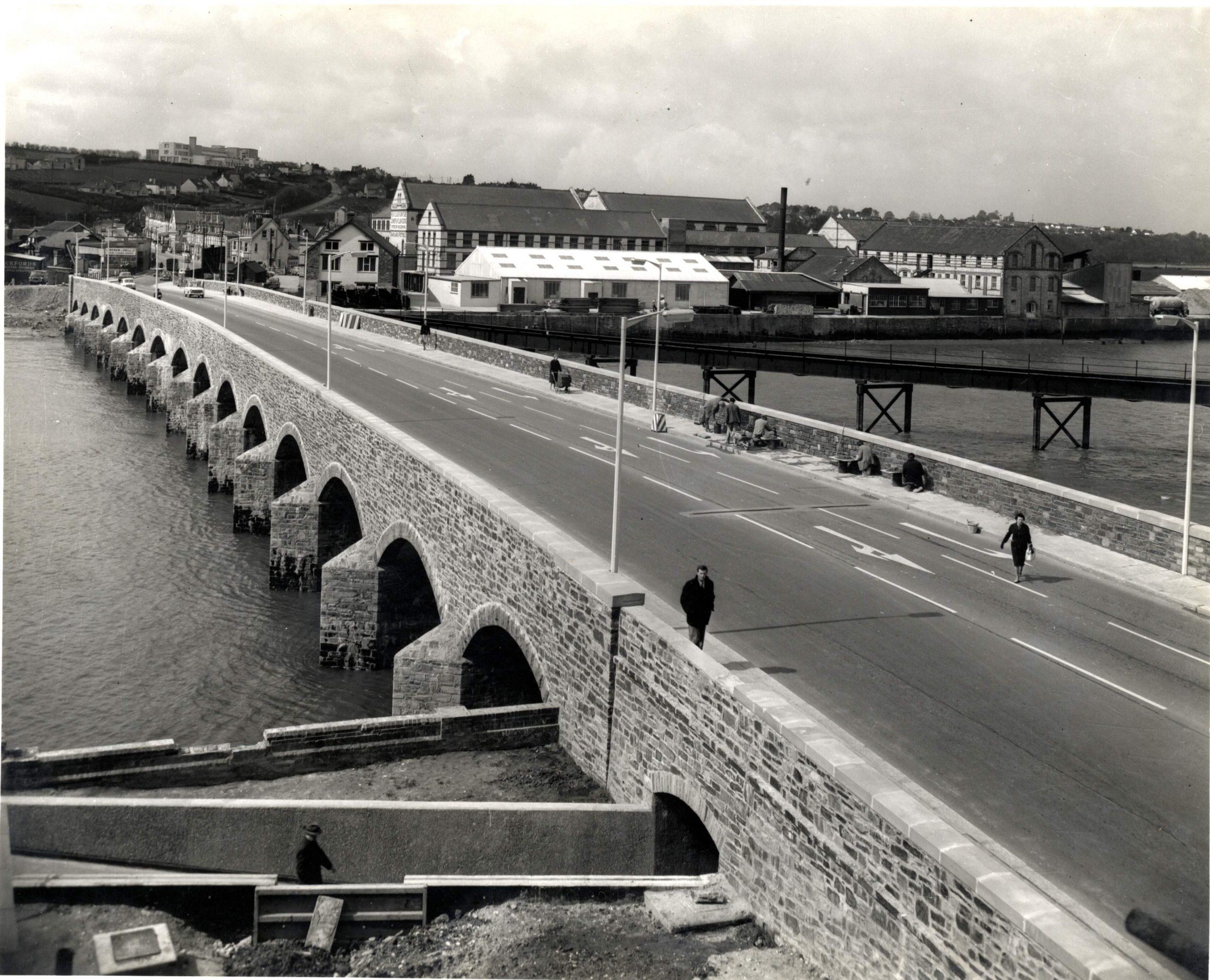 Spanning Proud: The Evolution of Barnstaple's Long Bridge.