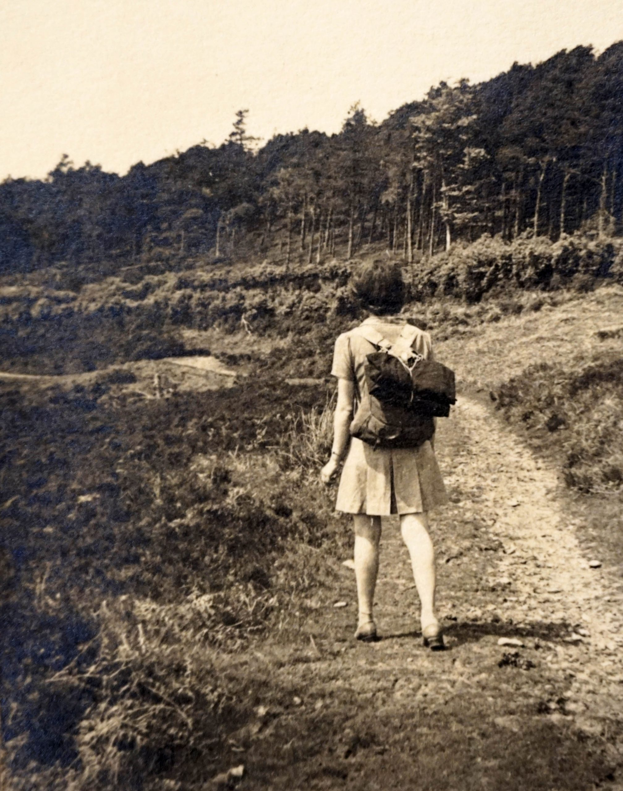 The Seekers: The South West Coast Path during Wartime.
