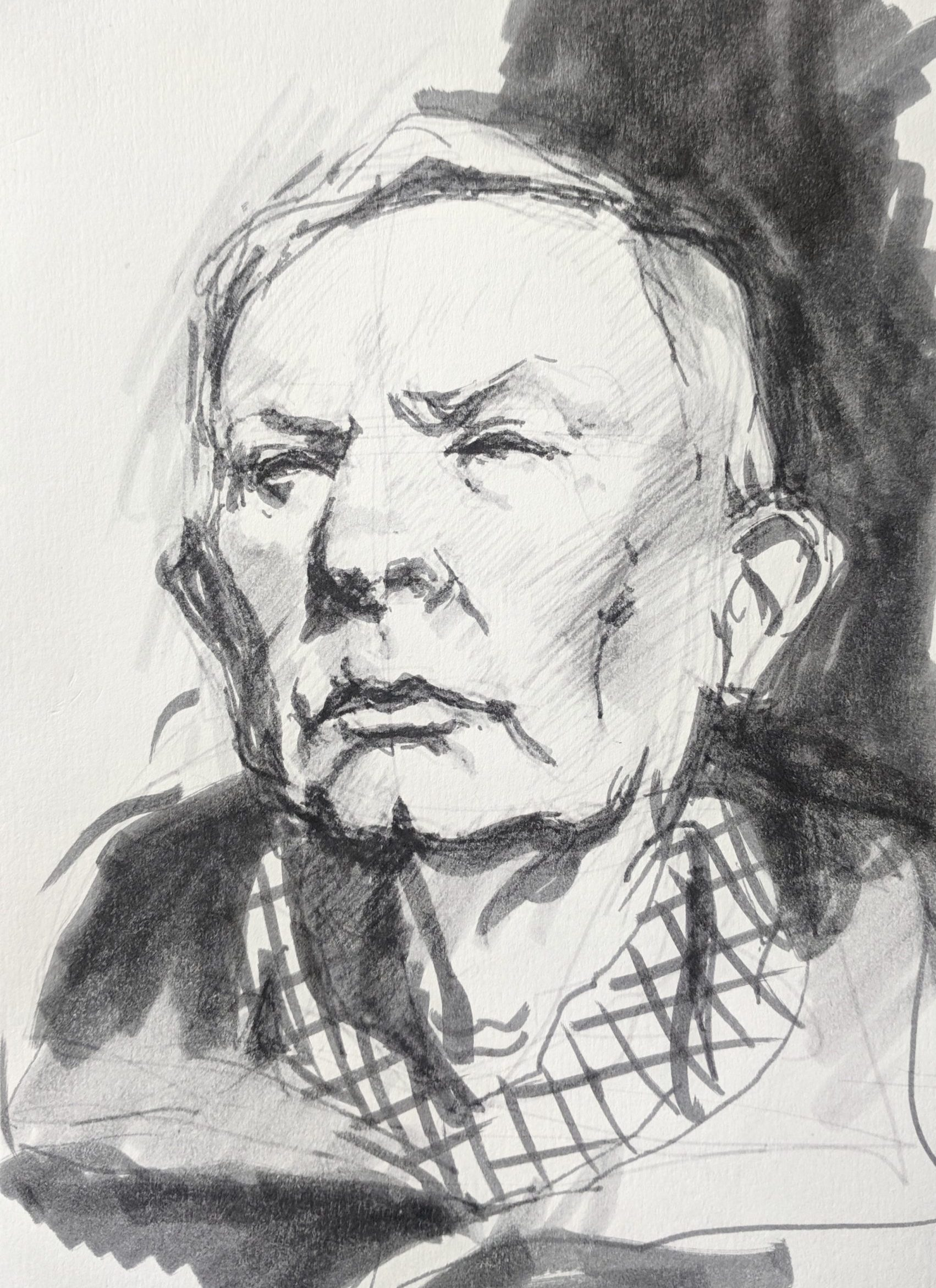 Portraiture Drawing with Hester Berry